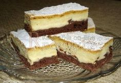 Mexican Food Recipes, Sweet Recipes, Ethnic Recipes, Different Types Of Bread, Czech Recipes, Baked Goods, Tiramisu, Muffins, Sandwiches