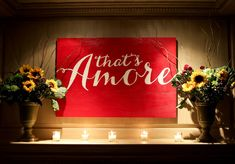 That's Amore Couples Shower | Evite