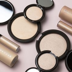 Our BECCA Glow on the Go Kits are perfect for all of your holiday travels! These minis are available in our best selling shades - Moonstone and Opal and include one mini Shimmering Skin Perfector Liquid Spotlight and one mini Shimmering Skin Perfector Pressed for the incredible value of $20. Touch up and perfect your #BECCAHolidayGlow by shopping the link in our bio!