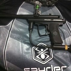 Spyder paintball