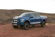 "The Shelby Super Snake F-150 Will Make You Sit Up and Yell ""F-Yeah, 'Merica!"" (15 Photos) (1)"