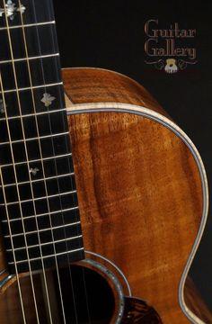 Froggy Bottom H12 Dlx ALL KOA Guitar -SOLD
