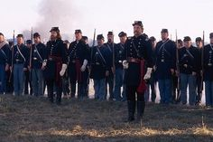 Still of Jeff Daniels in Gods and Generals (2003)
