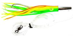 Boone Mahi Jet Rigged Bait, Chart Bright Green, 6 1/2-Inch ** Check out the image by visiting the link.