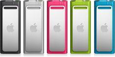 iPod shuffle (3rd Generation) (2009)
