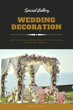 Dress Up Your Family Wedding Ceremony Decor By Using One Of These Spectacular Wedding Decoration Plans. Some Of Our Wedding Decoration Concepts And Inspirations Are Built To Be Practical Also Decorative.