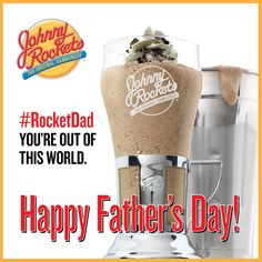Show your dad how much you love him with a custom Johnny Rockets ecard for Father's Day! Fathers Day Ecards, Happy Fathers Day, Fathers Day Gifts, Good Buddy, Rockets, Love Him, How To Memorize Things, Dads, The Originals