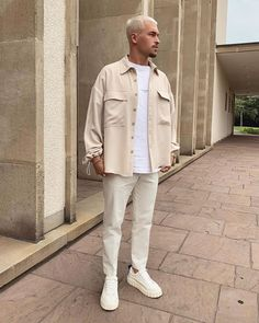 Stylish Mens Outfits, Casual Outfits, Chill Outfits, Men's Fashion, Daily Fashion, Fashion News, High Fashion, Fashion Trends, Look Chic