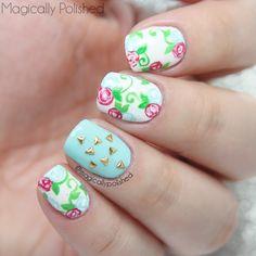 Magically Polished |Nail Art Blog|