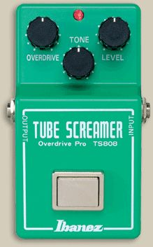 My Dream Overdrive Pedal... A Vintage Ibanez TS808