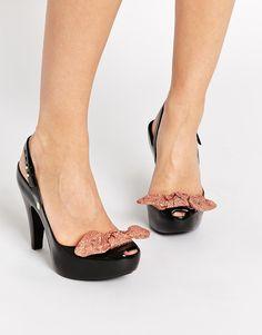 Image 1 - Melissa - Ultra Girl - Chaussures à talon avec nœud