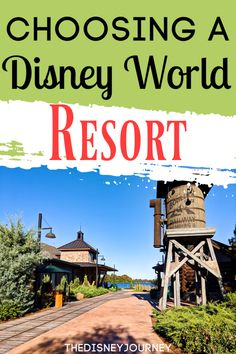 Choosing a Disney Resort can be overwhelming. This guide will help you narrow down which Disney Resort is best for your family and budget. Best Disney World Resorts, Best Disney Resort, Disney Resort Hotels, Disney World Parks, Disney World Vacation, Disney Vacations, Disneyworld Resorts, Family Vacations, Family Travel