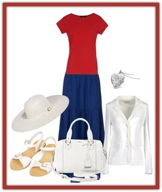 """""""Independence Day"""" by biblebeesenior ❤ liked on Polyvore"""