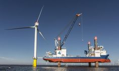 A2SEA signs agreement for Dudgeon Offshore Wind Farm