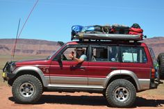 Mitsubishi+montero+picture+thread | How heavy is your 'built' Mitsu 4x4? - Expedition Portal