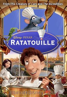 Even though the thought of a rat in my hair is disgusting, this was a great movie