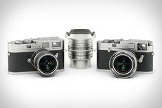Leica M Edition 100 Set. Limited to to just 101 sets worldwide...in celebration of their 100 year anniversary.