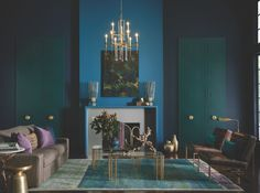 Find the Perfect Wall Color in Sherwin-Williams' 2017 Color Forecast: Sherwin-Williams 2017 | Noir…