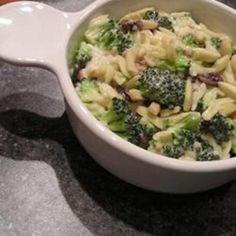 Curry Broccoli Salad