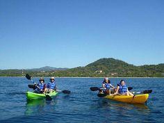 Kayaking fun in Costa Rica! #costarica   monteverdetours.com