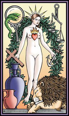 The World Tarot Card --> http://All-About-Tarot.com <--