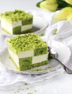 Polish Desserts, Polish Recipes, Sweet Recipes, Cake Recipes, Dessert Recipes, Amazing Food Decoration, English Food, Sweet Cakes, Vanilla Cake