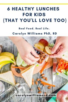Today I am sharing an article that I was featured in that gives SIX healthy lunch ideas that parents are guaranteed to love as well! These lunches are healthy, delicious, and best of all, easy to throw together on a busy weekday! Be sure to let me know if you try any of these awesome options for your next lunch recipe! Lunch Recipes, Real Food Recipes, Healthy Recipes, Clean Dinners, Healthy Lunches For Kids, Nutritious Meals, Hair Tips, Quick Meals, Lunch Ideas