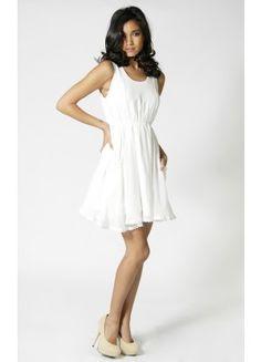 Bargain A-line Sleeveless Mini Chiffon Straps Party Dresses - Wedding Dresses