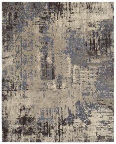 This contemporary rug is hand knotted in Nepal from the highest quality wool and silk. Complete control over customization allowa you to have any size or colors you want.