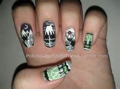 Lord Of The Rings Nail Art Yahoo Image Search Results Polish Designs Cool