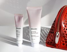 Enter to win! We've teamed up with two of our loves to make sure that you treat yourself this Valentine's Day. Be in the running to chic-ify your beauty routine with indulgent Glossier products and an exclusive Loeffler Randall cosmetic case.