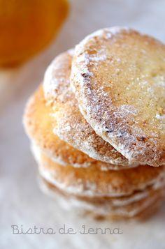 Cookies au citron Dessert Cake Recipes, Lemon Desserts, Lemon Recipes, Just Desserts, Sweet Recipes, Cookie Recipes, Dessert Au Citron, Brownie Cookies, Cupcake Cookies