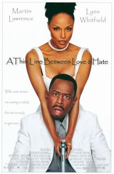 A Thin Line Between Love and Hate 11x17 Movie Poster (1996)