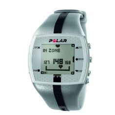 Polar FT4F Heart Rate Monitor Watch: www.amazon.com/Polar-Heart-Monitor-Watch-Silver/dp/B001U0OFCS/?tag=freeblogkille-20