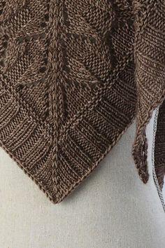 Crochet Shawl Silken Sands Shawl pattern by Kelene Kinnersly - Knit Or Crochet, Lace Knitting, Crochet Shawl, Knitting Stitches, Knitting Patterns Free, Crochet Patterns, Crochet Vests, Knitting Scarves, Crochet Cape