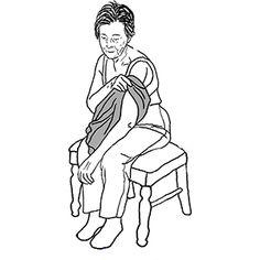 Patient handout in spanish uso de la mano derecha como un patient handout in spanish ponerse una prenda de vestir sin botones a sample from fandeluxe Image collections