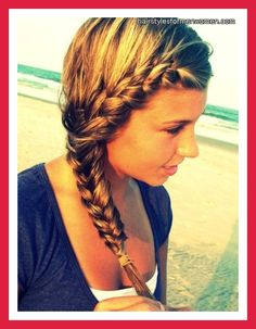 Cute Easy Hairstyles With Braids Pictures Photos Video Photos
