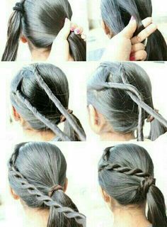 10 DIY Back To School Hairstyle Tutorials | Easy peasy to do + step by step tutorials