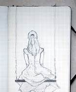 Girl On tire Swing sketch - Bing Images Bing Images, Sketch, Art, Sketch Drawing, Kunst, Sketching, Art Education, Sketches, Artworks