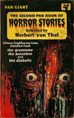 The Second Pan Book of Horror Stories ed. Robert Van Thal