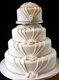 winter themed wedding cakes - Google-haku