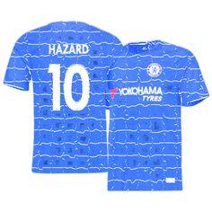 2beaca621 Chelsea Jersey Shirt Home 17-18 eden hazard Chelsea C