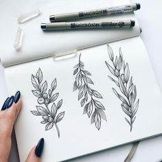 Loose twigs from Anastasia gently accentuate the collarbone, perfectly lie on the edges ✔️ ⠀ sketch book and ask all . free branches from Anastasia gently accentuate the collarbone, perfectly lie on the edges ✔️ ⠀ sketch book and ask all . Tattoo Sketches, Tattoo Drawings, Body Art Tattoos, Sleeve Tattoos, Cool Tattoos, Piercing Tattoo, Botanisches Tattoo, Lion Tattoo, Olive Branch Tattoo