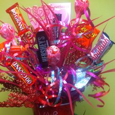 Candy basket....