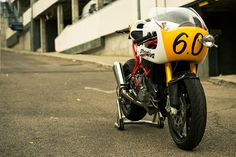 Radical Ducati S.L.: 7 1/2 SPORTIVA , pictures by DAN ANDERSON