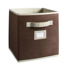 Martha Stewart Living - Burl Fabric Drawer - 492200 - Home Depot Canada