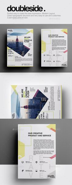 Double Sided Flyer Md Mahmudul S