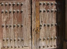 When a door was a work of art and would last forever... Please visit my FB page.
