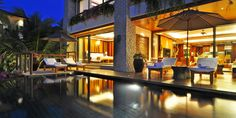 Two Bedroom Pool Suites feature a private pool and terrace overlooking the ocean. #Jetsetter