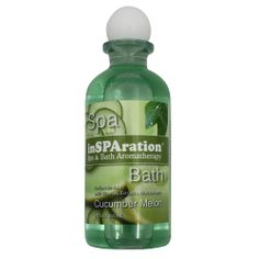 Cucumber Melon spa aromatherapy scents are easy to use, and the perfect way to help you relax after a long day. Spa Chemicals, Spa Water, Pool Spa, Spas, Aromatherapy, Cucumber, Relax, Bottle, Flask